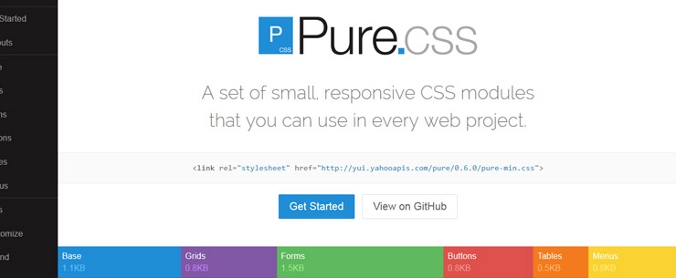 Pure-CSS
