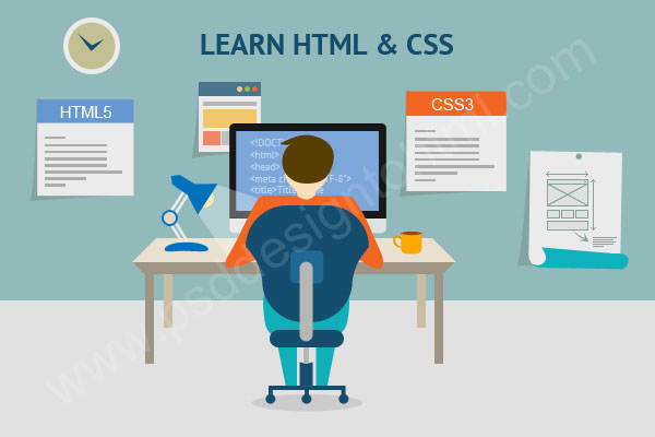 html css learning