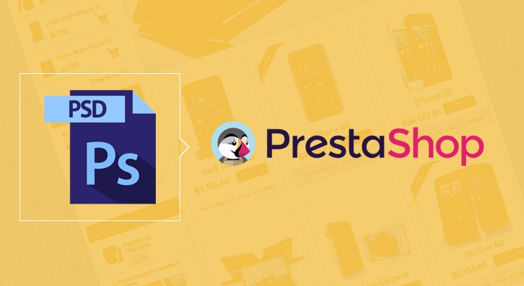 psd to prestashop conversion
